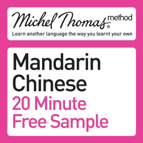 Michel Thomas Method audiobook cover art