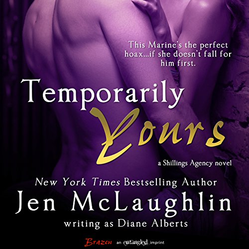 Temporarily Yours audiobook cover art