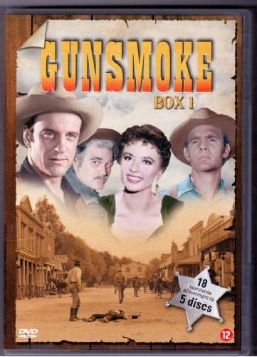 Gunsmoke - Box 1