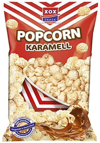 XOX Gebäck Popcorn süß, 10er Pack (10 x 200 g)
