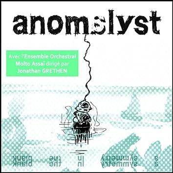 A Symmetry in the Blank (Avec l'Ensemble Orchestral Molto Assaï dirigé par Jonathan Grethen)