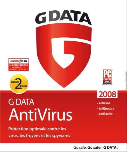 Antivirus 2008 2 PC - 2 Utilisateurs