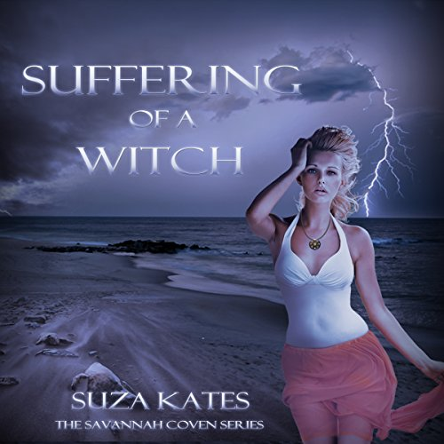 Suffering of a Witch audiobook cover art