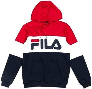 Fila Luxury Fashion Mens 687001A089 Red Sweatshirt | Fall Winter 19