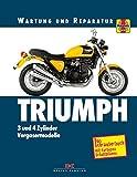 Triumph 3- und 4-Zylinder: Wartung und Reparatur. Print on Demand - Matthew Coombs