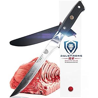 DALSTRONG Boning Knife - Shogun Series - VG10 - 6  (152mm)