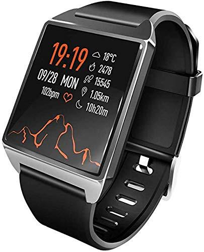 ZNSBH Smart Watch, Fitness Tracker Smart Armband Fitness Horloge SMS&SNS Reminder,Waterdichte Slaapmonitor Stappenteller Stopwatch Smartwatch voor Vrouwen Mannen iOS Android
