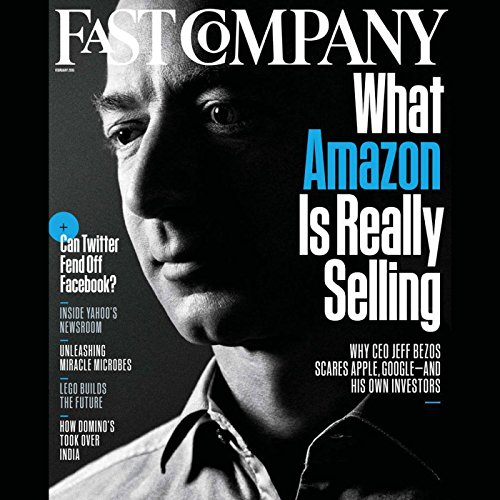 Audible Fast Company, February 2015 Titelbild