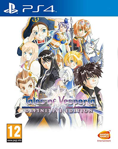 Tales of Vesperia: Definitive Edition - PlayStation 4 [Edizione: Francia]