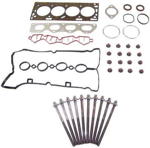 DNJ Head Gasket free shipping Set with Bolt New Orleans Mall Chevrol For 2009-2011 Kit for