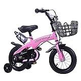 Niños de bicicletas niños hombres bici bicicleta de montaña pedal de bicicleta y mujeres bebé neumáticos antideslizantes, cómoda silla de montar, adecuado for niños YCLIN ggsm ( Color : C16 Inch )