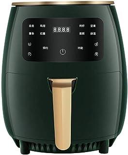 Raypow Friteuse à air sans huile Vert · Écran tactile multifonction · 4.5L 1400W · Cuisine basse en graisse et plus saine ...