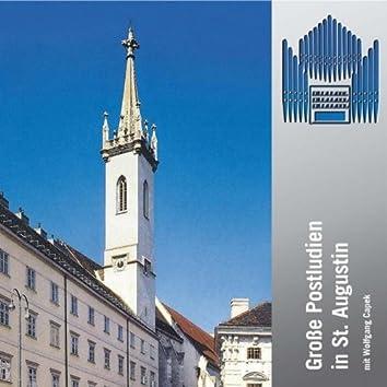 St. Augustin - Große Postludien