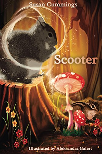 'Scooter' (Scooter's Adventures Book 1) (English Edition)