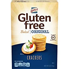 GLUTEN FREE ORIGINAL CRACKERS: Crispy, rich buttery crackers CERTIFIED GLUTEN FREE: Classic snack crackers made without gluten GREAT FOR CHEESE BOARDS: Serve with your favorite cheeses, meats, or dips at your next party BAKED SNACK CRACKERS: Made wit...