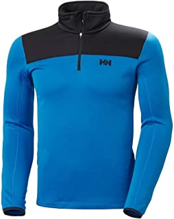 Hellyhansen Power Stretch Phantom 1/2 Zip Sweatshirt Men's Sweatshirt - Electric Blue, XL