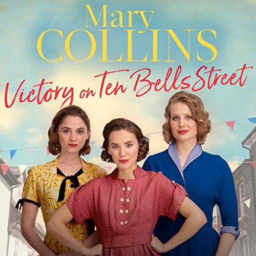 Victory on Ten Bells Street  By  cover art