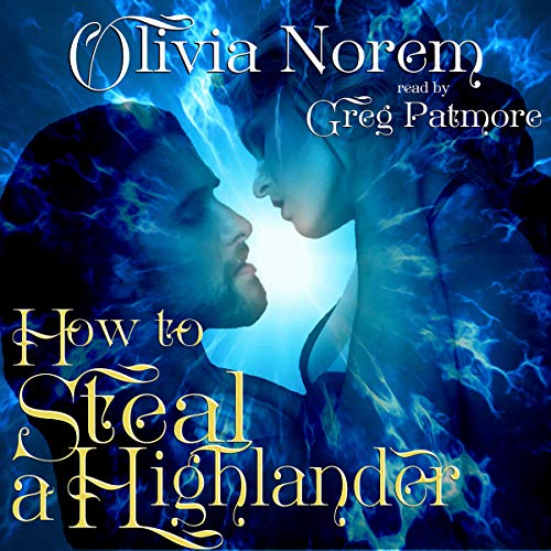 How to Steal a Highlander audiobook cover art