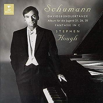 Schumann: Davidsbündlertänze, Op. 6 & Fantasie, Op. 17