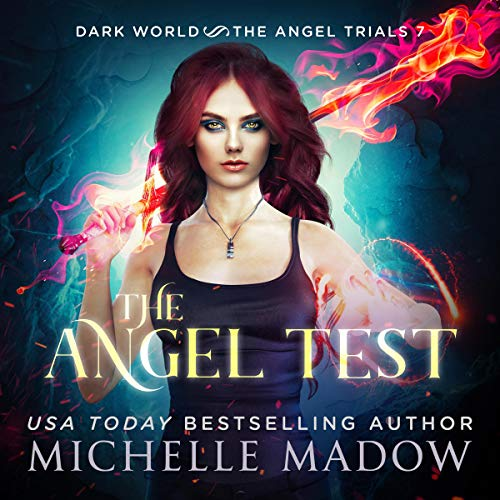 The Angel Test  By  cover art