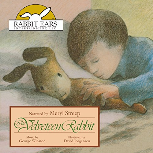 『The Velveteen Rabbit』のカバーアート