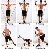 Zoom IMG-2 yabife elastici fitness set fasce