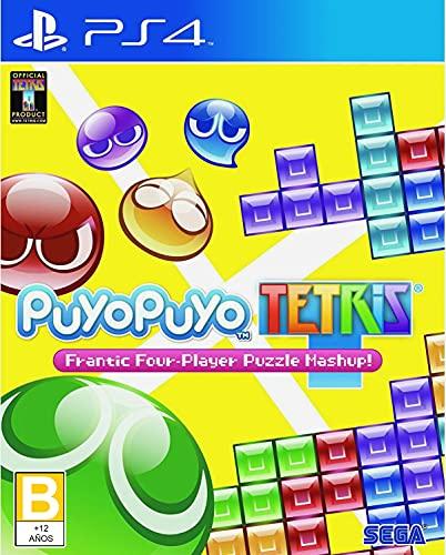 Puyo Puyo Tetris - PlayStation 4...