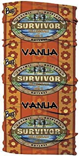 Survivor TV Millennials vs Gen X-Vanua Orange Tribe Buff