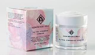 ASDM Beverly Hills Ultra Firming Cream – Sesame Protein, Matrixyl 3000, Peptides, Hyaluronic Acid|Antioxidant, Tightening, Anti-Aging, Moisture Firming Face Cream – 2oz