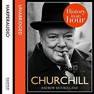 Churchill: History in an Hour cover art