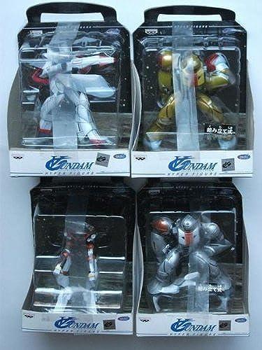 Gundam Turn A Gundam hyper figure all four sets (japan import)