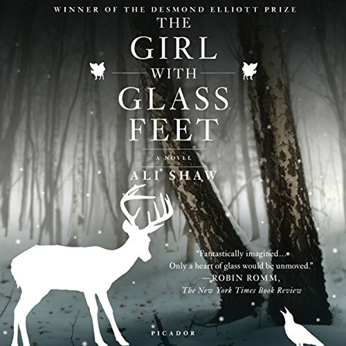 The Girl with Glass Feet cover art