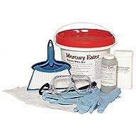 Mercury Spill Kit, 128 oz.