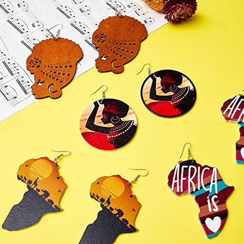 Afro earrings _image2