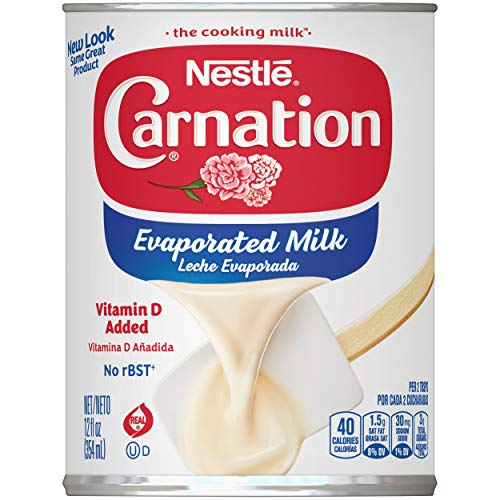 NESTLE CARNATION MILK EVAPORATED FP Dspl