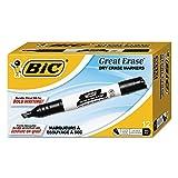 BIC Dry Erase Markers (BICGDEM11BK)