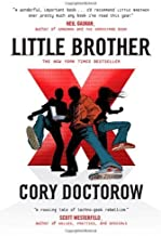 Little Brother by Doctorow, Cory(April 29, 2008) Hardcover