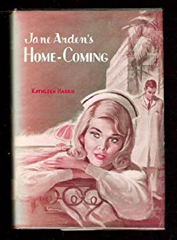 Hardcover Jane Arden's Home-Coming Book