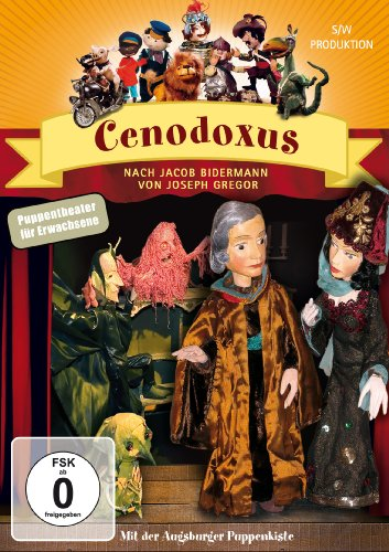 Augsburger Puppenkiste - Cenodoxus