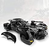 YIQIFEI Jouets éducatifs en Plein air , Justice League Batman Toy Voiture télécommandée 1:18 Batmobile 2.4G véhicule Cascadeur véhicule Enfants (Intelligent)