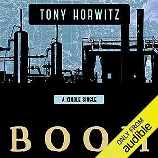 BOOM audiobook cover art
