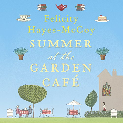 Couverture de Summer at the Garden Café