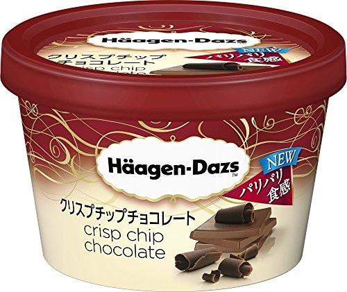 ハーゲンダッツ クリスプチップチョコレート110ml X6個