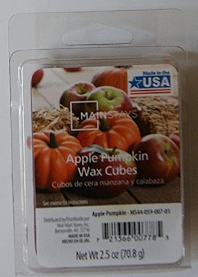 Home Fragrance Apple Pumpkin Wax Cubes by Mainstays