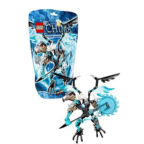 LEGO Legends of Chima - CHI Vardy, Figuras de acción (70210)