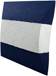 Perfect Memorials Dark Blue EcoUrn Biodegradable Cremation Urn Large