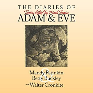 The Diaries of Adam & Eve: Translated by Mark Twain audiobook cover art
