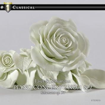 Piano Concerto No. 1 & 2