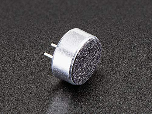 Micrófono electret - 20 Hz - 20 KHz omnidireccional.