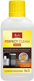 Melitta Nettoyant Liquide de Système de Lait, Pour Machines à Café Automatiques, 250 ml